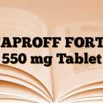 NAPROFF FORTE 550 mg Tablet