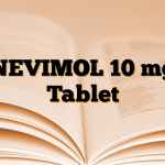 NEVIMOL 10 mg Tablet