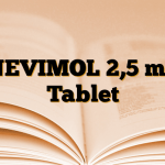 NEVIMOL 2,5 mg Tablet