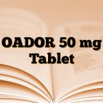 OADOR 50 mg Tablet