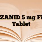 OLZANID 5 mg Film Tablet