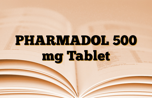 PHARMADOL 500 mg Tablet