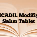 PICADIL Modifiye Salım Tablet