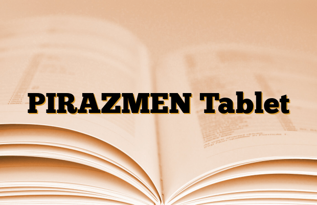PIRAZMEN Tablet