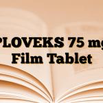 PLOVEKS 75 mg Film Tablet