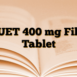 QUET 400 mg Film Tablet