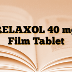 RELAXOL 40 mg Film Tablet