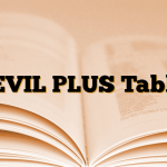 REVIL PLUS Tablet