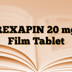 REXAPIN 20 mg Film Tablet