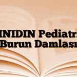 RINIDIN Pediatrik Burun Damlası