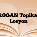 ROGAN Topikal Losyon