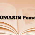 RUMASIN Pomad
