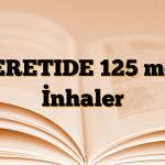 SERETIDE 125 mcg İnhaler
