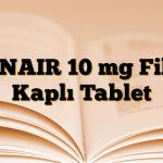 SINAIR 10 mg Film Kaplı Tablet