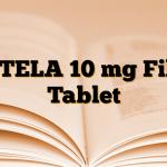 SITELA 10 mg Film Tablet