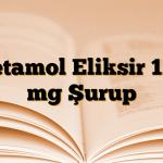 Setamol Eliksir 120 mg Şurup