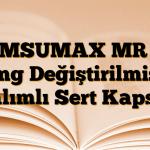 TAMSUMAX MR 0,4 mg Değiştirilmiş Salımlı Sert Kapsül