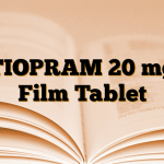 TIOPRAM 20 mg Film Tablet