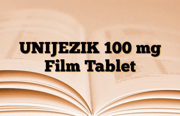 UNIJEZIK 100 mg Film Tablet