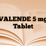 VALENDE 5 mg Tablet