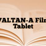 VALTAN-A Film Tablet