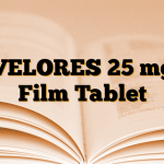 VELORES 25 mg Film Tablet