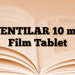 VENTILAR 10 mg Film Tablet