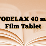 VODELAX 40 mg Film Tablet