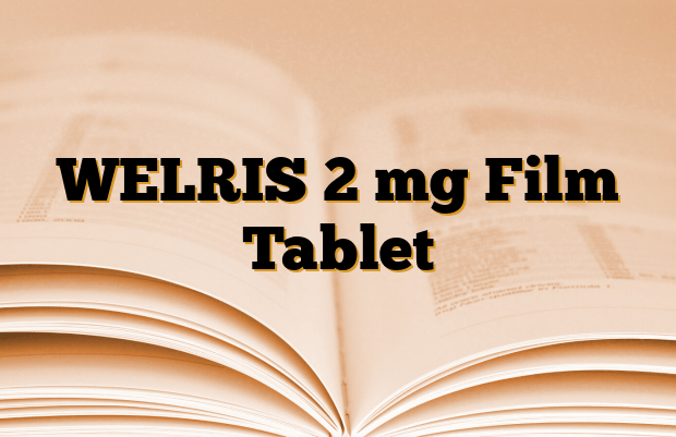 WELRIS 2 mg Film Tablet