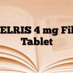 WELRIS 4 mg Film Tablet