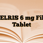WELRIS 6 mg Film Tablet