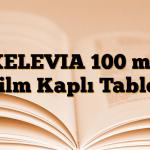XELEVIA 100 mg Film Kaplı Tablet