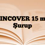 ZINCOVER 15 mg Şurup