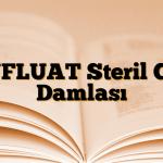 ENFLUAT Steril Göz Damlası