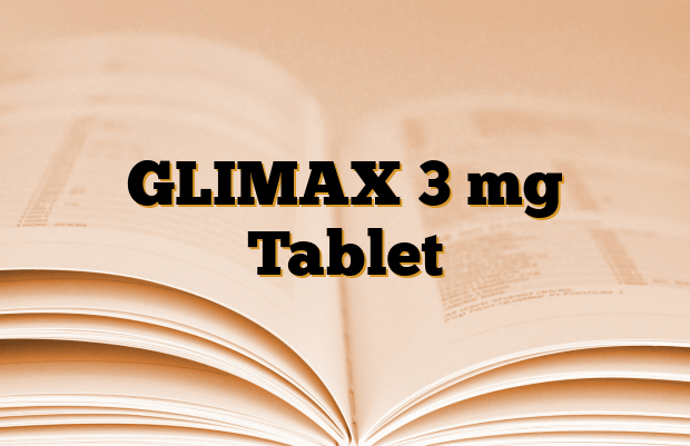 GLIMAX 3 mg Tablet
