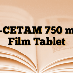 L-CETAM 750 mg Film Tablet