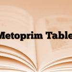 Metoprim Tablet