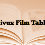 Mivux Film Tablet