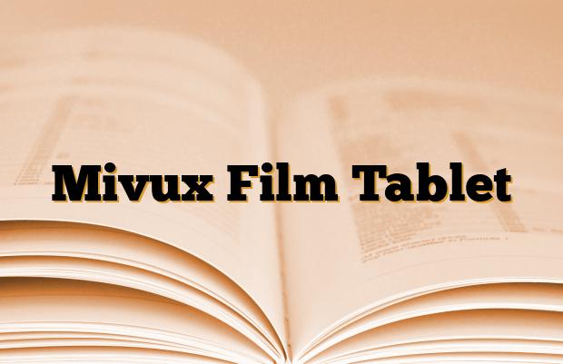 Mivux Film Tablet