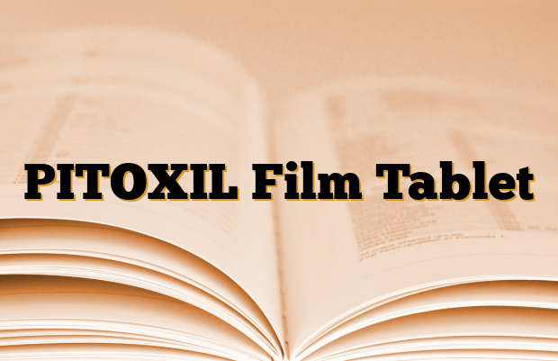 PITOXIL Film Tablet