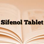 Sifenol Tablet
