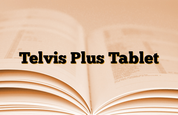Telvis Plus Tablet