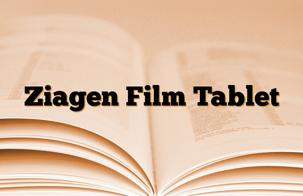 Ziagen Film Tablet