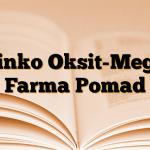 Çinko Oksit-Mega Farma Pomad