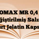 ÜROMAX MR 0,4 mg Değiştirilmiş Salımlı Sert Jelatin Kapsül
