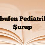 İbufen Pediatrik Şurup