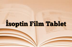 İsoptin Film Tablet