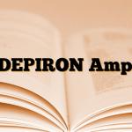ADEPIRON Ampul