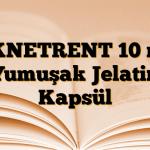 AKNETRENT 10 mg Yumuşak Jelatin Kapsül