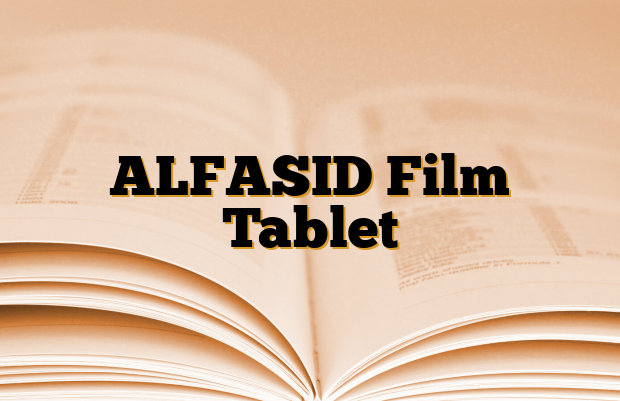 ALFASID Film Tablet